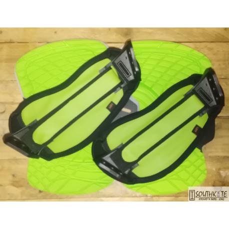 Set Pad & strap Fluid Verdes
