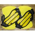 Set Pad & strap Fluid Amarillo
