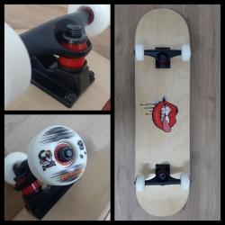 Skateboard Completo Inicio Kiss