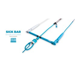 Barra Carbono Crazyfly Azul
