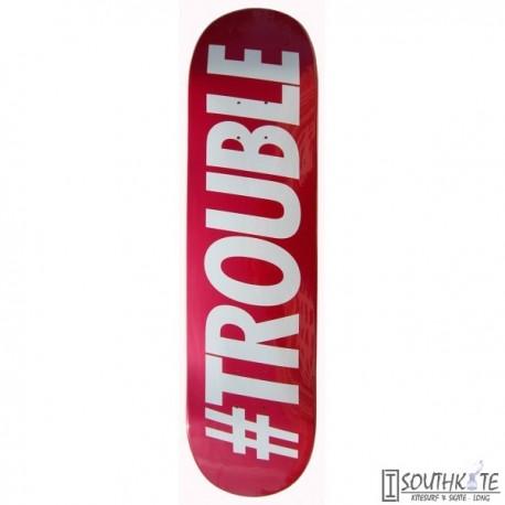 Trouble Metalic Tie Dye