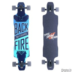 Longboards Completo Blue Freeride