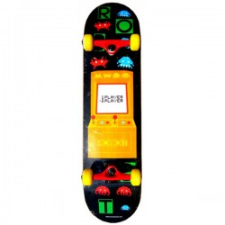 Skateboard Completo Robot Player