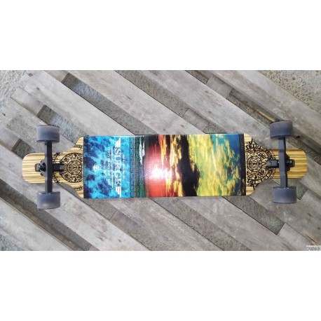 Longboards Completo Banner Freestyle